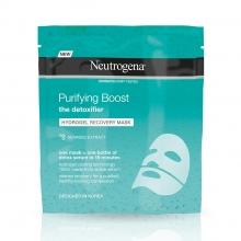 Neutrogena® Purifying Boost® Μάσκα Αναδόμησης σε μορφή υδρογέλης για Καθαρισμό