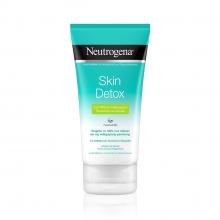Neutrogena® Skin Detox Μάσκα Καθαρισμού Προσώπου 2σε1 με Άργιλο