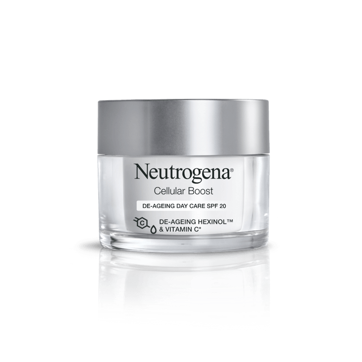 Neutrogena® Cellular Boost Κρέμα ημέρας Αντιγηραντική  SPF 20
